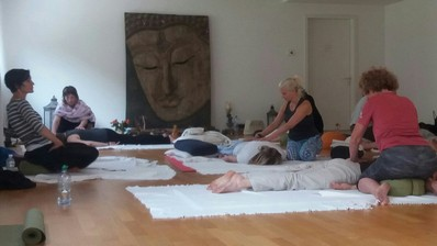 Compassion Training through Touch, Ticino